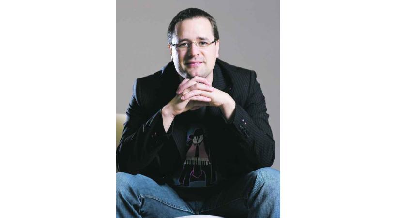 Mathieu Jaton - Successeur de Claude Nobs à la tête du Montreux Jazz Festival,