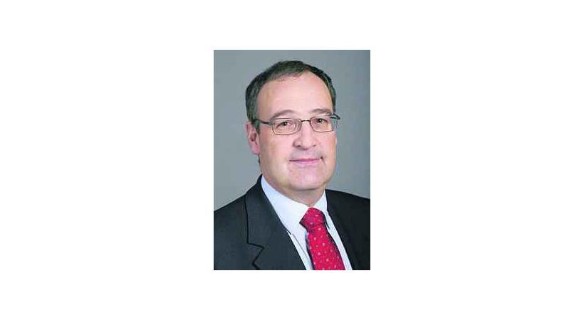 Guy Parmelin, conseiller national UDC du canton de Vaud,