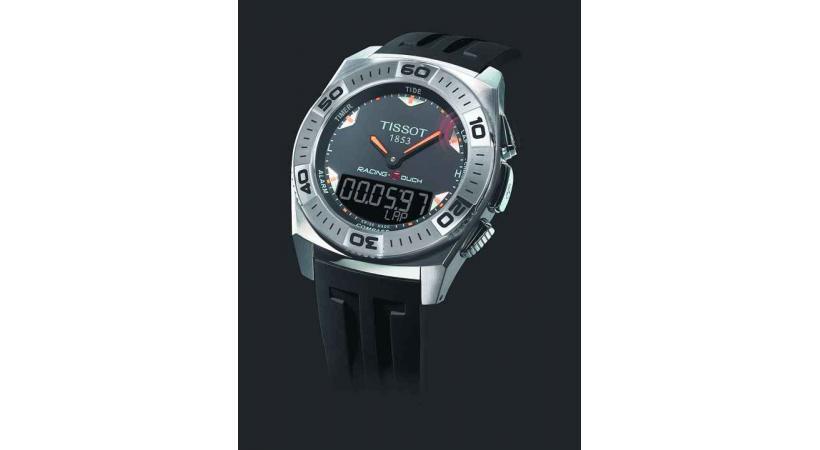 Tissot Racing-Touch - Une montre en phase avec son temps