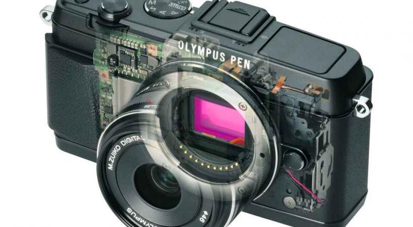 Olympus Pen E-P5 - Le mariage du retro et du high tech