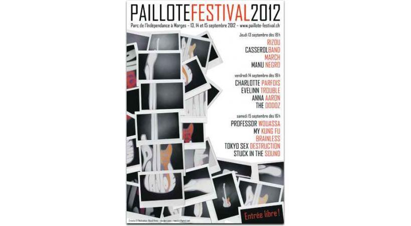 Paillotte Festival 2012