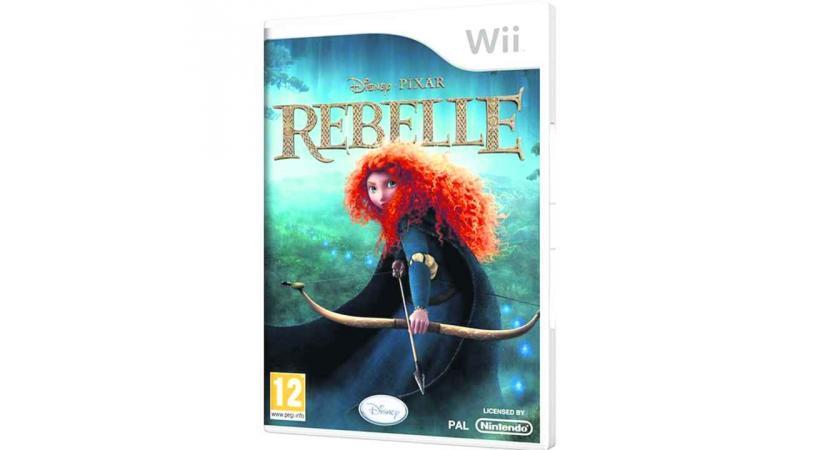 le jeu vidéo Rebelle sur WII
