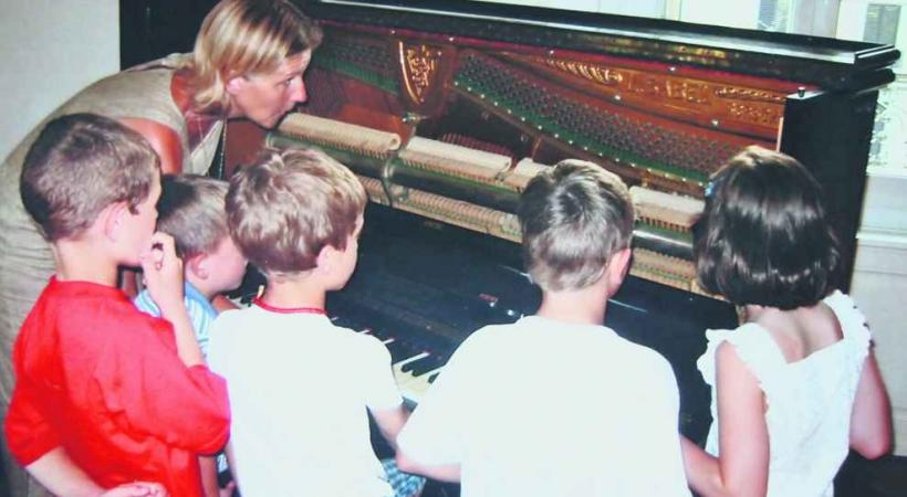 XXXVe Congrès international d'éducation musicale Willems, Aula des Cèdres, Lausanne, du 19 au 25 août