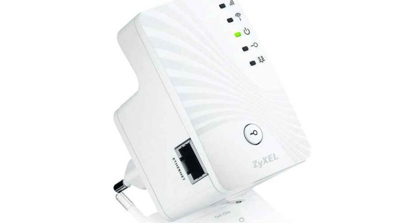 Le WiFi N ZyXEL WRE2205