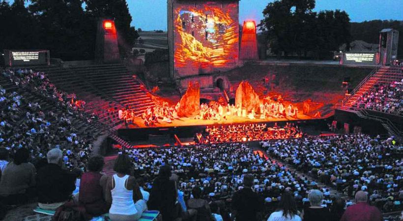 C'est la Nabucco de Verdi qui va enflammer les arènes d'Avenches cet été. DR