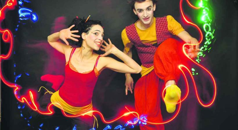 Le Diabolo Festival ou la culture pour les enfants