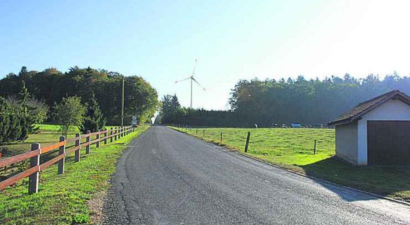 Population mitigée face au parc éolien Tous Vents