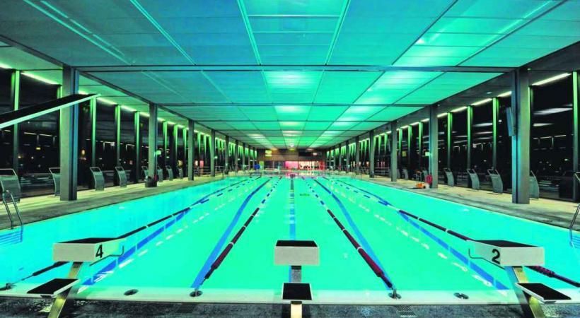 Le centre aquatique du Lido de Locarno et son partenariat privé-public a servi d'exemple pour le projet à Morges.