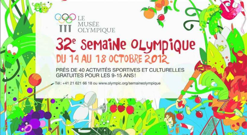 Semaine Olympique - Plus de 40 activités