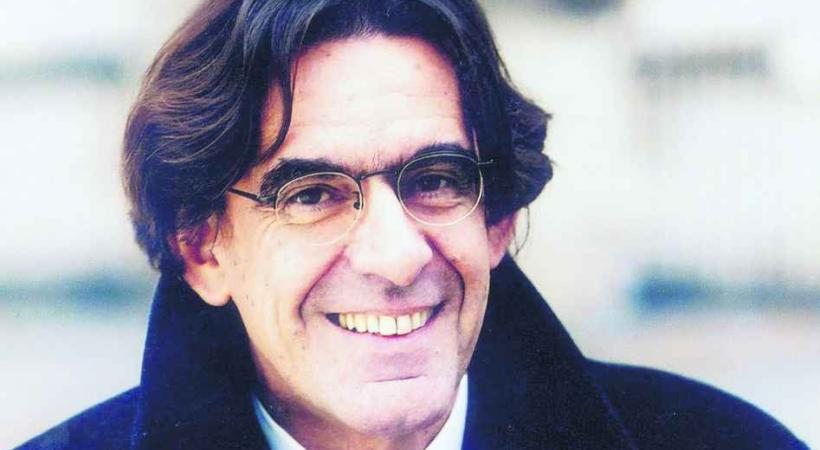 Le philosophe Luc Ferry