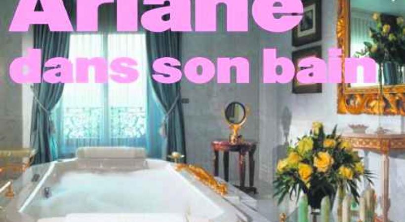 Beau-Rivage Palace - Ariane dans son bain