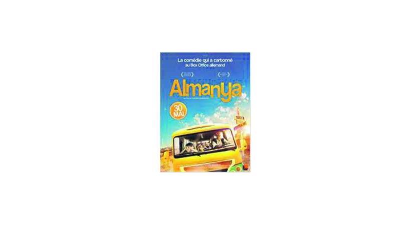 Almanya - Au cinéma Bellevaux, Route Aloys-Fauquez 4 - CH-1018 Lausanne - dés le 19 juillet