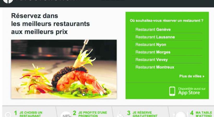 Lafourchette.ch