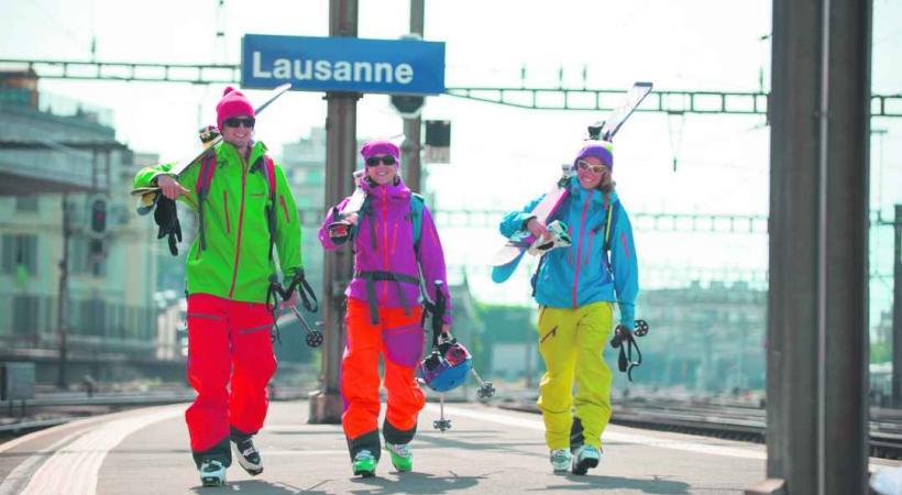Temple pour randonneurs: Bächli Sport