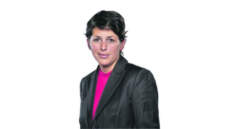 Florence Gross - VICE-PRÉSIDENTE DU PLR VAUDOIS.