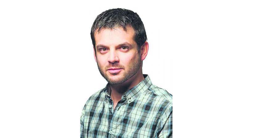 Vincent Rossi - Président des Verts lausannois