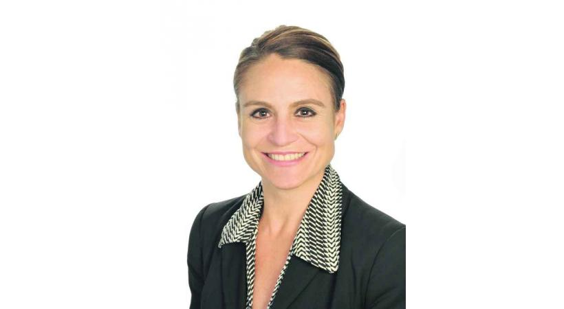 Helena Druey - City manager
