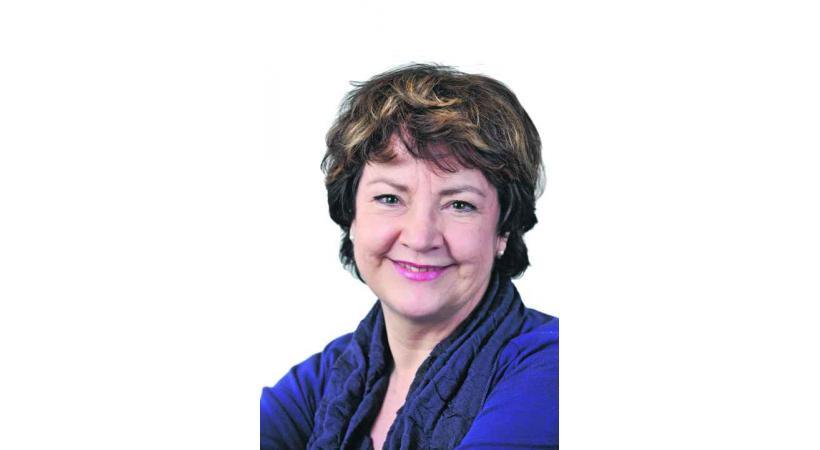 Monique Richoz - Directrice cantonale de pro infirmis vaud