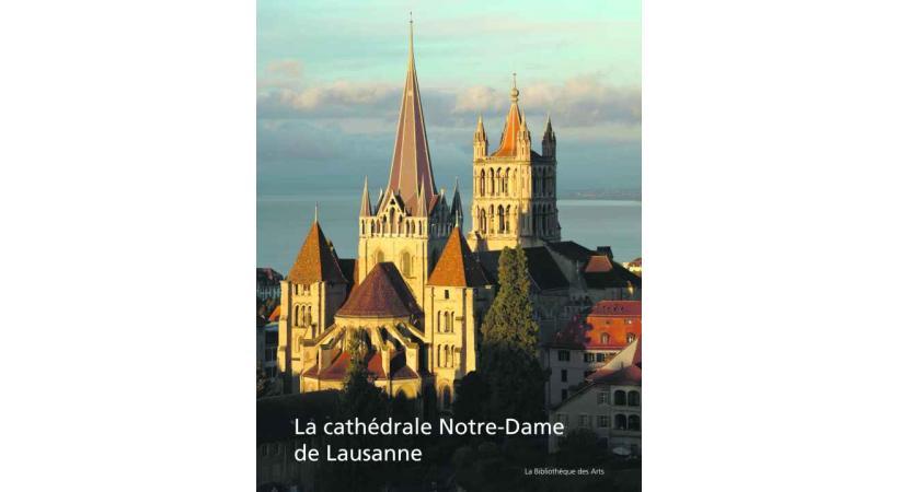 La cathédrale de Lausanne est un joyau de l'architecture gothique visiTé par quelque 500'000 personnes chaque année.
