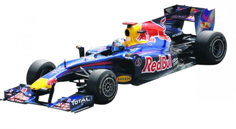 Sebastian Vettel, l'actuel roi de la F1.