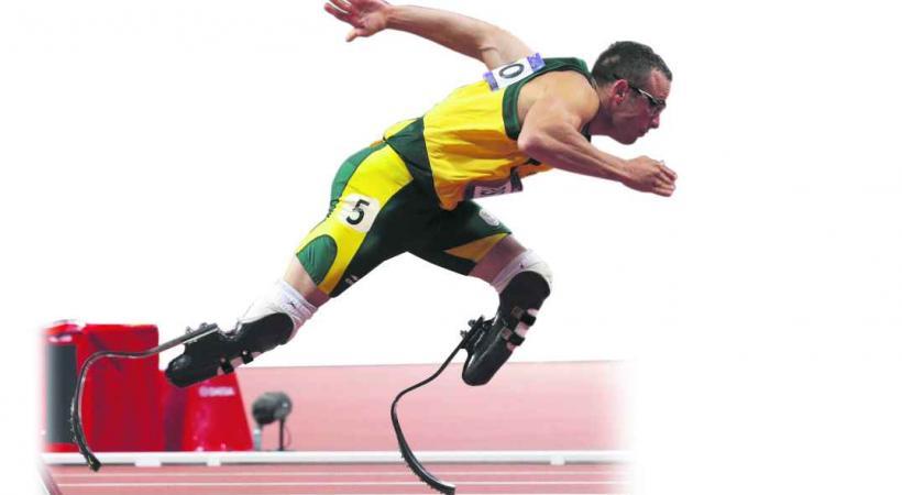 Le tragique destin d'Oscar Pistorius. DR