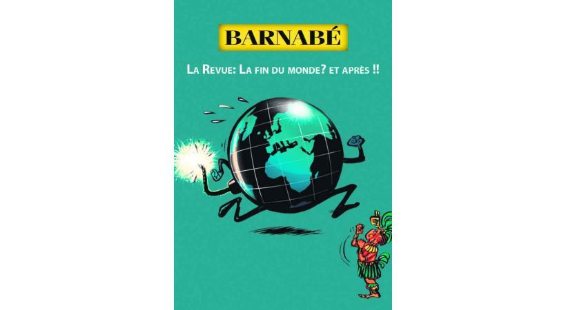 Barnabé fait sa Revue